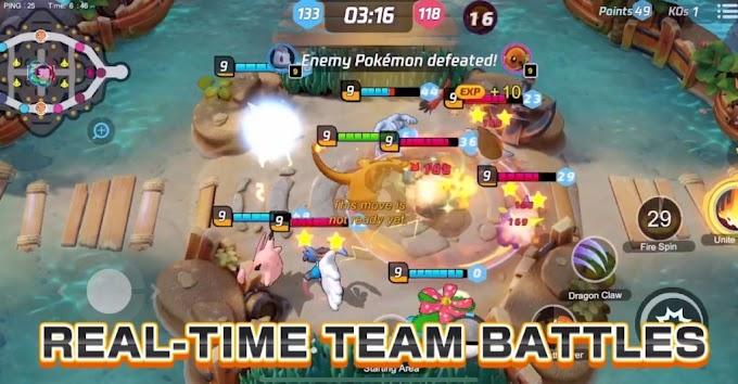Pokemon Unite, Pokemon Akan Ada MOBA-nya! oleh - seputarpokemon.xyz