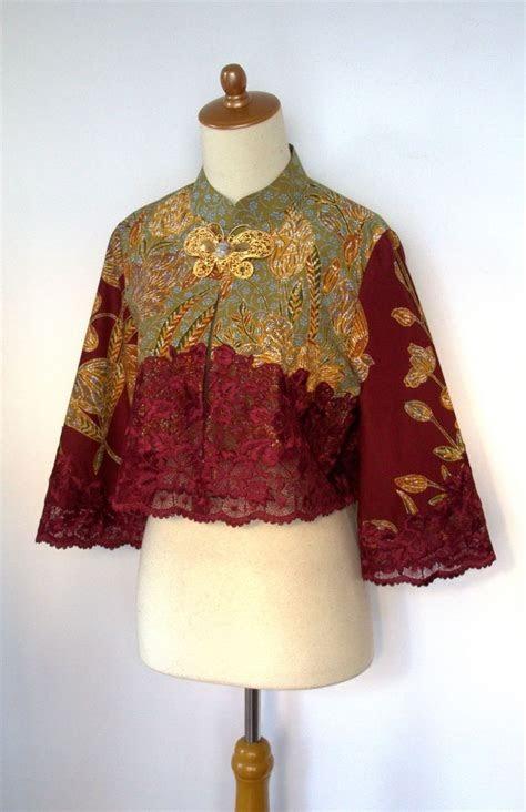 Baju Kebaya Encim Modern
