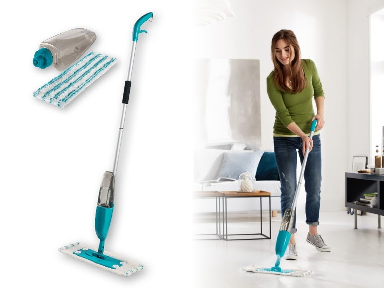 Vitrine Design Ideen Aquapur Spray Mop Lidl