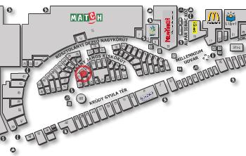 west end térkép Westend Térkép | Térkép