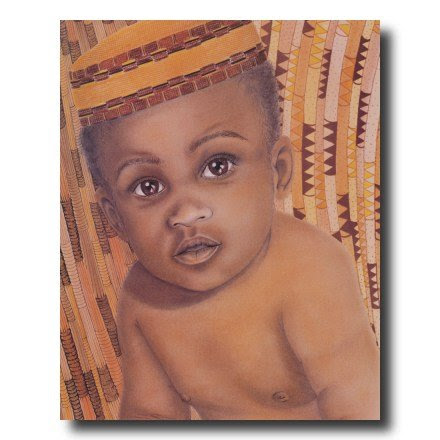African American Baby Boy Yo Home Decor Wall Picture Black 8x10 ...