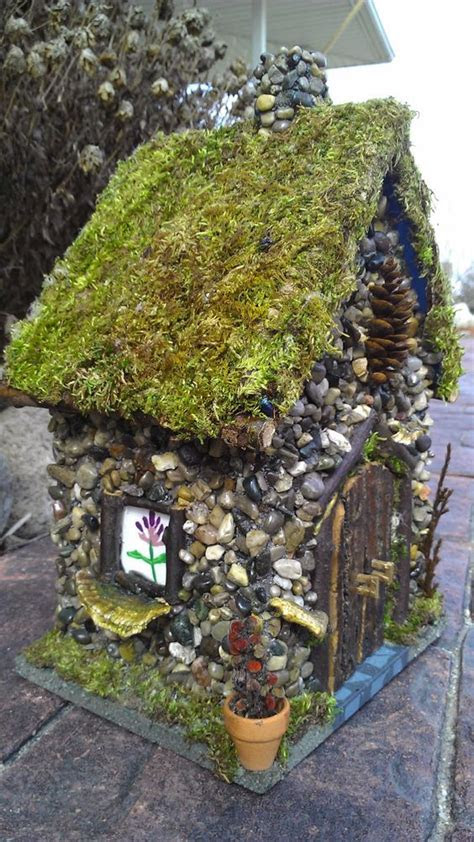 amazing  diy fairy house ideas crafts  diy ideas