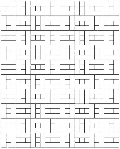 quilt-a-long rotated blocks