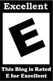 E for Excellent Blog