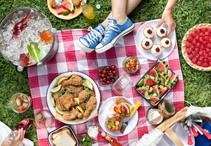Image result for summer picnic