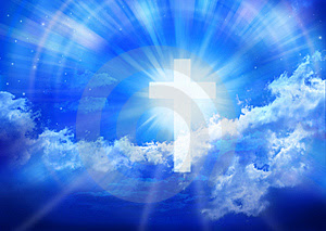 Heaven Cross Sky Religion