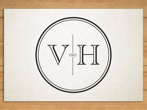 Best 25  Monogram design ideas on Pinterest   Wedding