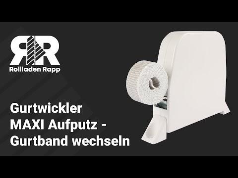 Berühmt Energieverbrauch und Baustandards: Rolladengurt austauschen bei BW45
