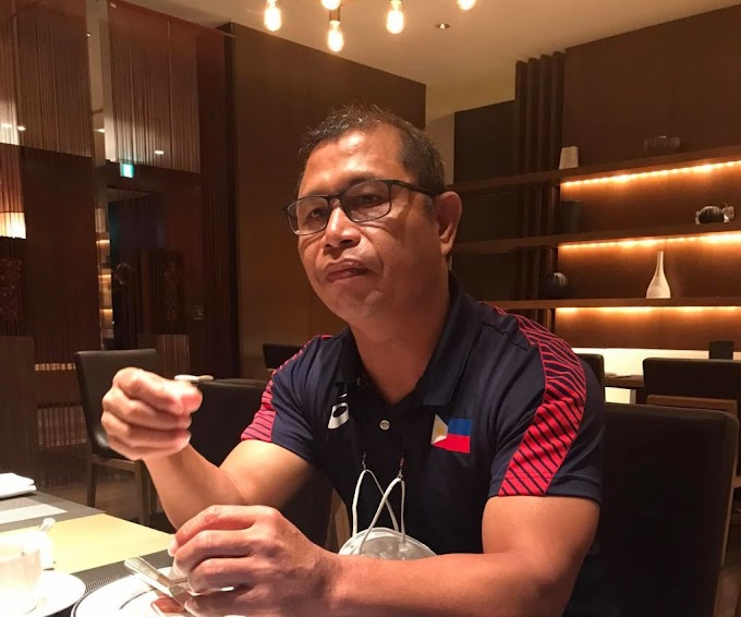 Hidilyn's former coach pays tribute to his 'masterpiece'