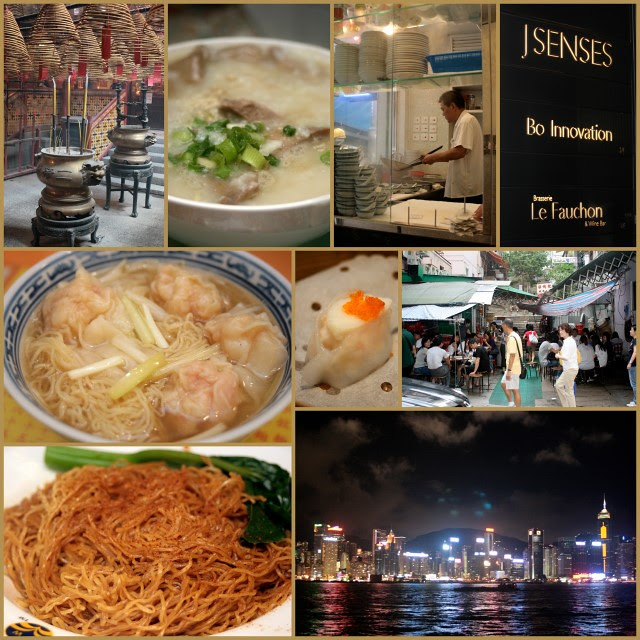 Looking forward to feasting in Hong Kong again!