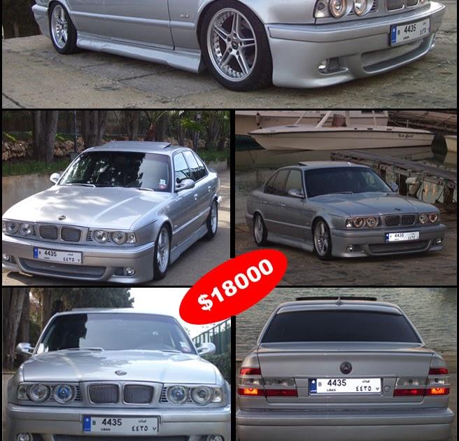 Ain El Delb Job Ads: BMW M5 For Sale
