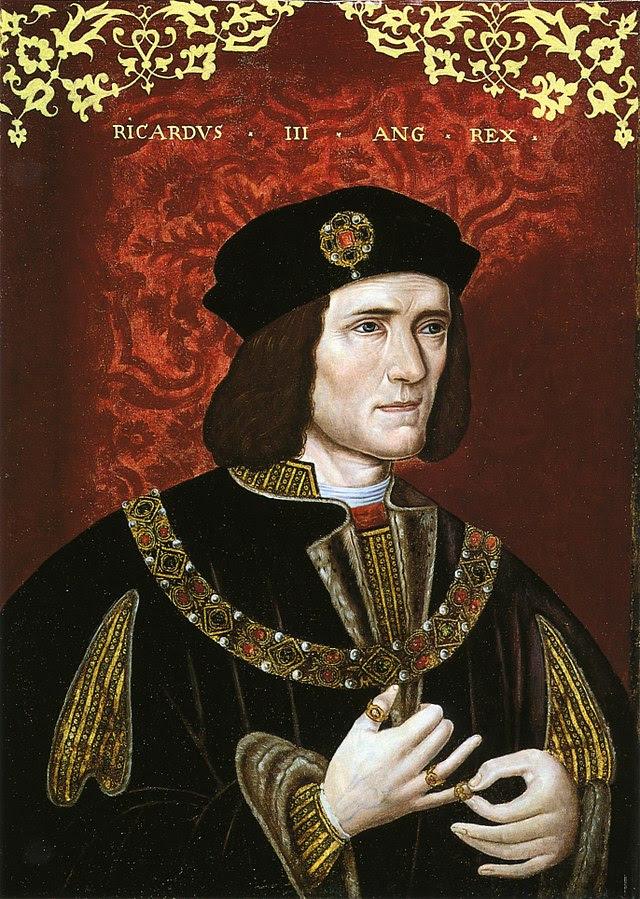 Ritratto di Riccardo III
