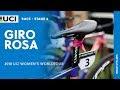 Vídeo resumen de la 3ª etapa del Giro Rosa 2018