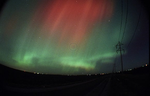 Astrophoto: Aurora Borealis by Tony Cellini