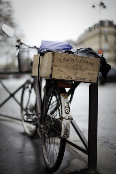 Parisian bike