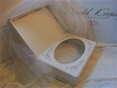 Memory Box Christening Gown Preservation Kit Bridal Veil