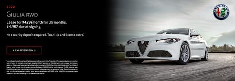 Alfa Romeo Dealer Code