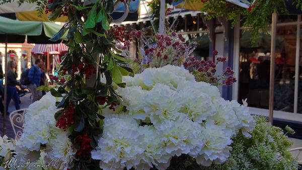 Disneyland Resort, Disneyland, Main Street U.S.A., Center Street, Flower Market