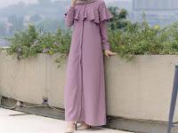 Jilbab Yang Cocok Untuk Baju Warna Lavender