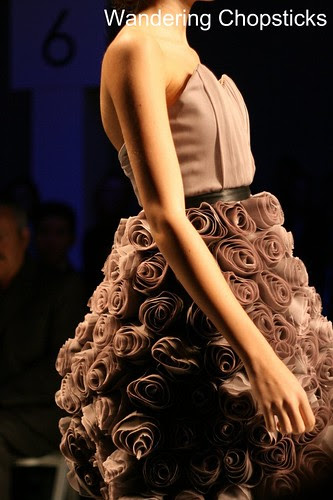 Femme Noir by Phong Hong Debut at Downtown Los Angeles Fashion Week Fashion Angel Awards Emerging Designers Runway Show 12