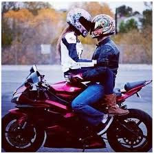 Best Imagenes De Parejas En Moto Con Frases Image Collection