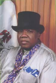 High Chief Edem Duke, Minister in Charge of Culture, Tourism and Hospitality
