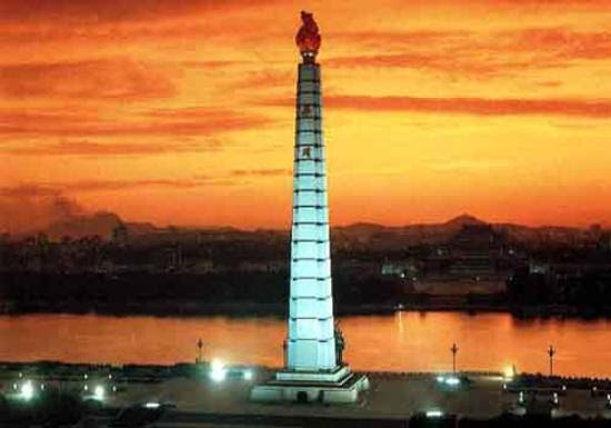 Tower Of The Juche Idea Pyongyang All You Need To Know