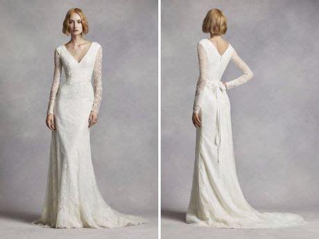 vera wang wedding dress long sleeve