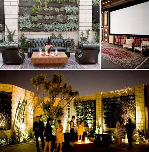 Smog Shoppe in Culver City LA Eco friendly Wedding Venue