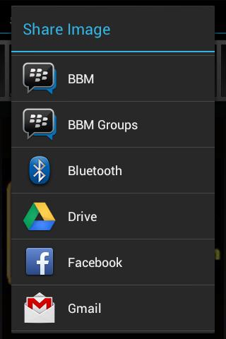 Facebook messenger for blackberry download.