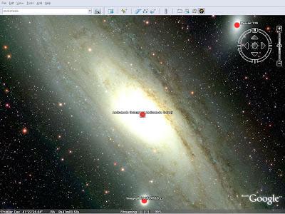 안드로메다 은하