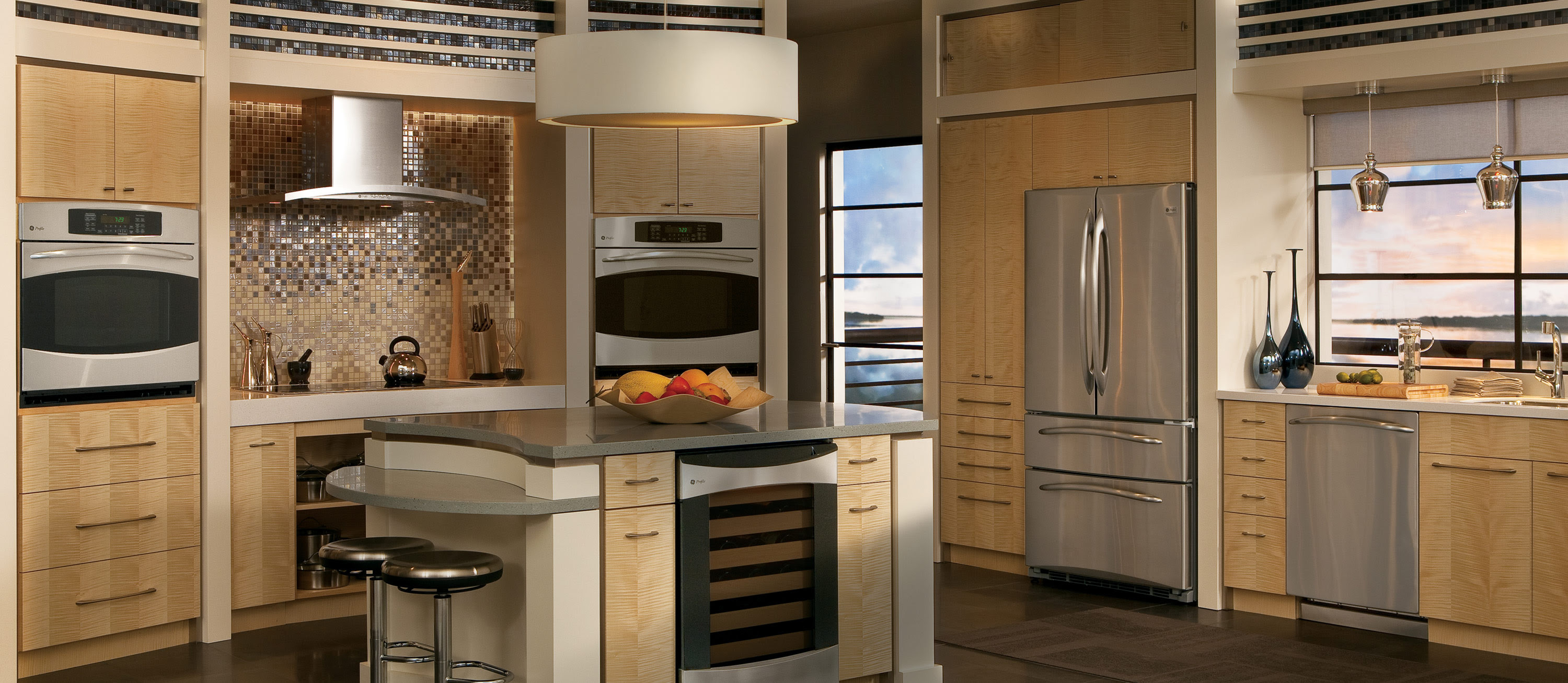 Best Application of Large Kitchen Designs Ideas - My ...