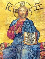 Roma, San Pablo extramuros (s. IV), Jesucristo, Rey del universo