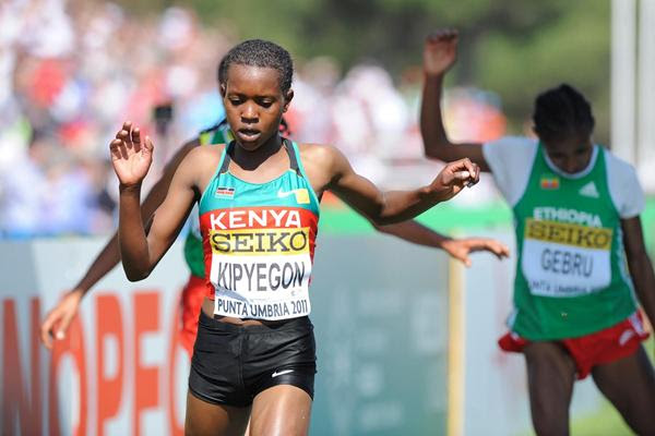 Faith Kipyegon