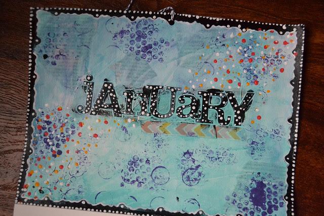Art Journal Calendar_JAN_Art