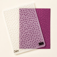 Decorative Dots Textured Impressions Embossing Folder by Stampin' Up!