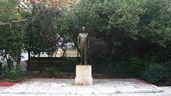 Odysseas Elytis (1911–1996), poet, Nobel laure...