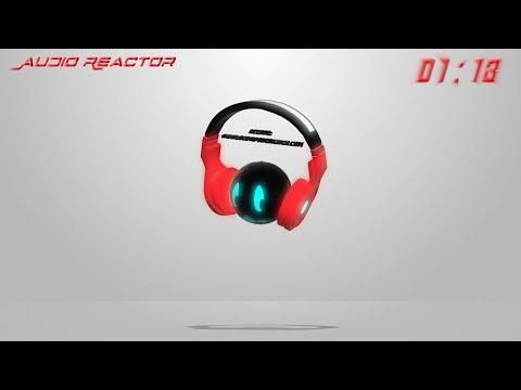 Audio Reactor #05 Editavel Download Grátis www.logotipodesigner.com