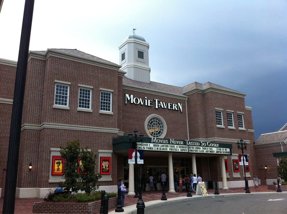 Movie Tavern Williamsburg - Williamsburg, VA, United States