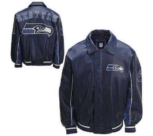 NFL Leather Jacket  eBay