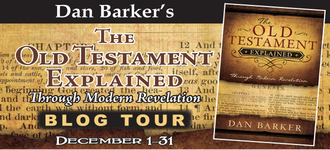 Old Testament Explained blog tour