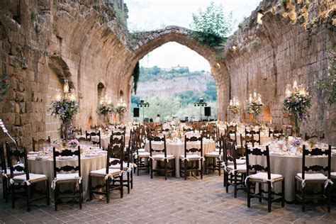 La Badia Wedding in Orvieto