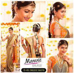 South Indian bride   karnataka, real gold bridal jewellery