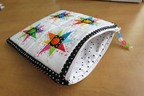Lining of Star Pouch