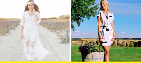 gorgeous sleeved dresses