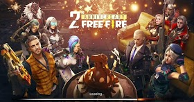 Free Fire Wallpaper 3 Anniversary