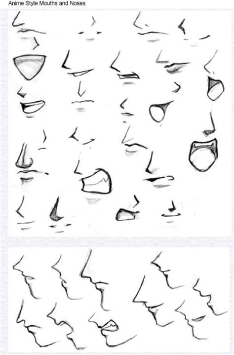 anime mouth drawing bing images drawing pinterest