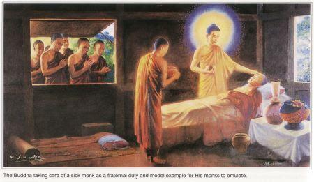 Life of Buddha (54)