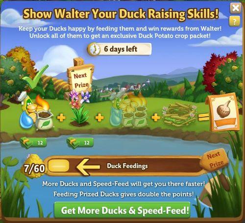 Duck Horn - FarmVille 2