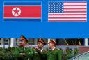 North Korea warns U.S. skeptics as Kim heads for summit with Trump